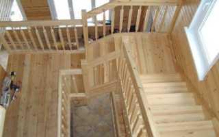 Чем покрыть лестницу из сосны внутри дома
