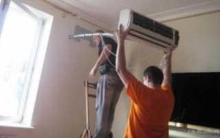 Можно ли самому установить кондиционер в квартире