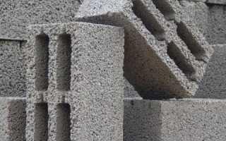 Кладка бетонных блоков своими руками пошаговая инструкция