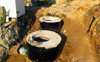 Как загерметизировать септик из бетонных колец