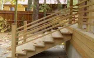 Деревянная лестница своими руками пошаговая инструкция