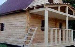 Можно ли построить дом из бруса 100х100
