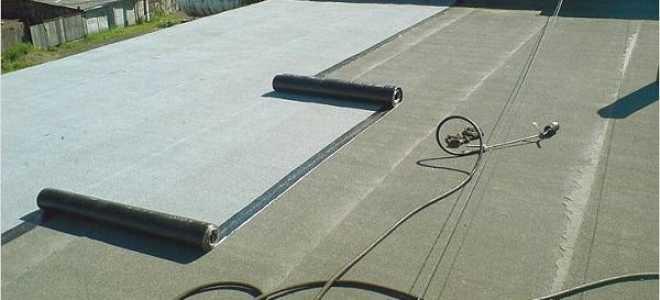 Ремонт шиферной крыши гаража