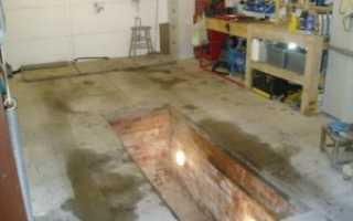 Фундамент для гаража из газосиликатных блоков