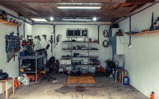 Как подключить гараж к электроснабжению