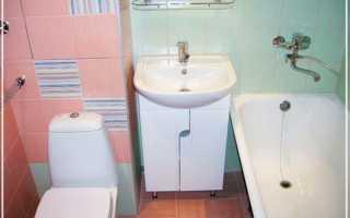 Как сделать самый дешевый ремонт в ванной
