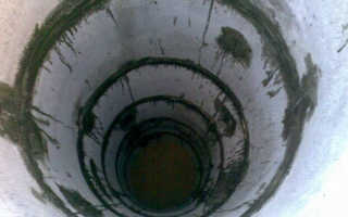 Гидроизоляция питьевого колодца из бетонных колец