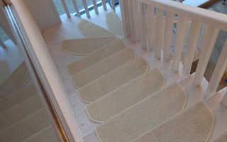 Коврики для ступенек лестницы в доме