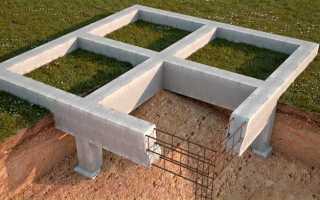 Отделка фундамента частного дома