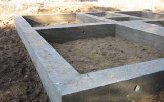 Как защитить бетонную отмостку от разрушения