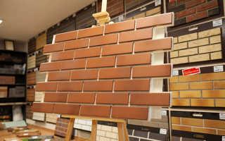 Пенопластовые панели для стен под кирпич