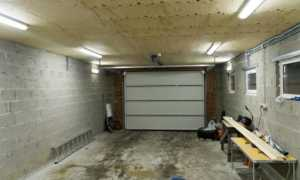 Электрика в гараже своими руками