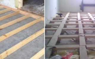 Как прикрепить деревянный брусок к бетонной стене