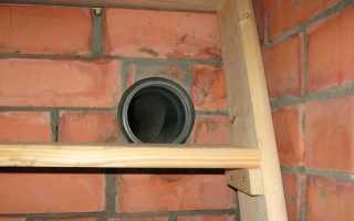 Как правильно сделать вентиляцию в погребе гаража