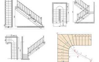 Как правильно спроектировать лестницу в доме