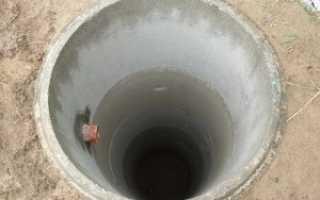 Как сделать дренажный колодец из бетонных колец